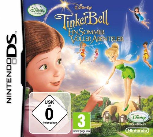 Nintendo DS - Tinkerbell - Ein Sommer voller Abenteuer