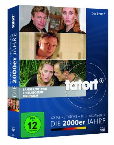 DVD - Tatort: 40 Jahre Tatort - Jubiläums Box - Die 2000er Jahre