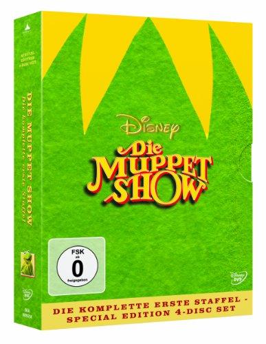 DVD - Die Muppet Show - Staffel 1 (Special Edition) (Disney)