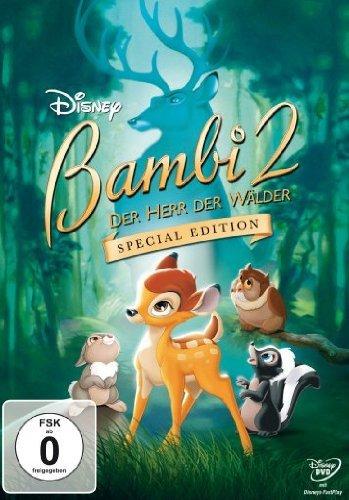 DVD - Bambi 2 - Der Herr der Wälder (Disney) (Special Edition)