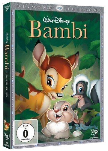 DVD - Bambi (Disney) (Diamond Edition)