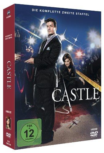 DVD - Castle - Staffel 2
