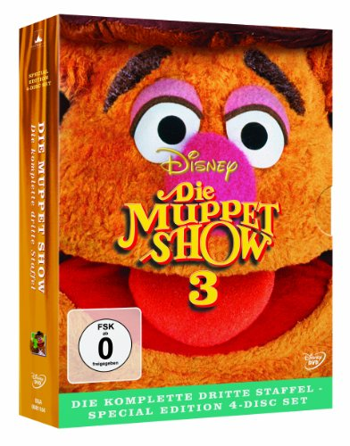 DVD - Die Muppet Show - Staffel 3 (Special Edition) (Disney)