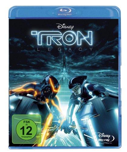 Blu-ray - Tron Legacy