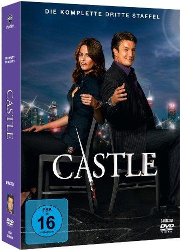 DVD - Castle - Staffel 3