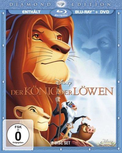 Blu-ray - Der König der Löwen (Diamond Edition) ( DVD)