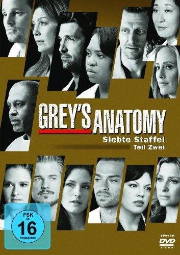 DVD - Grey's Anatomy - Staffel 7.2