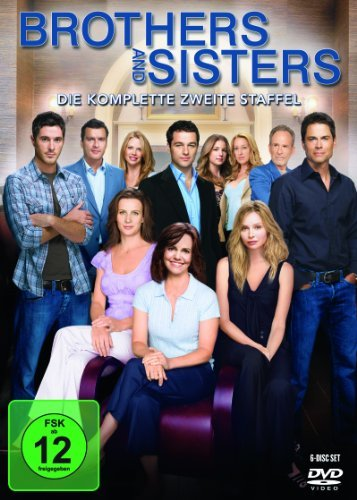 DVD - Brothers & Sisters - Staffel 2