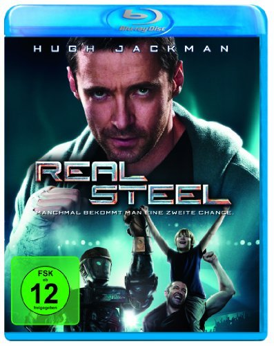 Blu-ray - Real Steel
