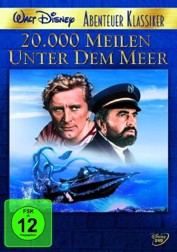 DVD - 20.000 Meilen unter dem Meer (Walt Disney Abenteuer Klassiker)