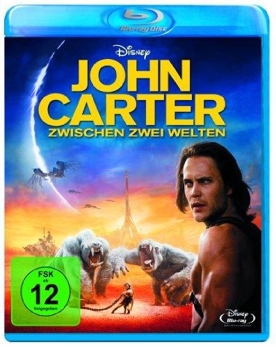 DVD - John Carter - Zwischen zwei Welten