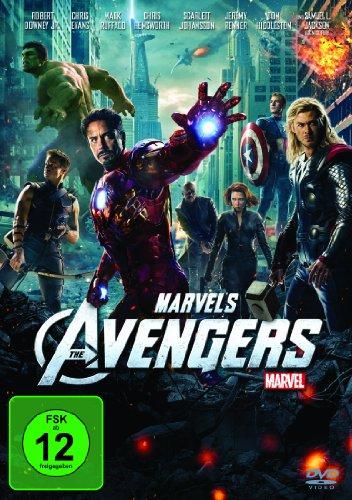 DVD - The Avengers