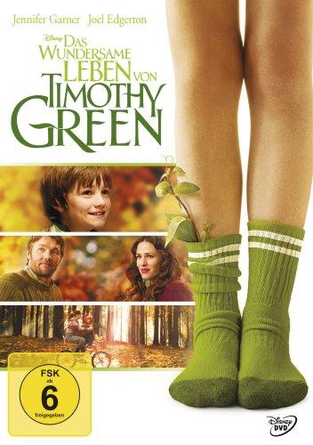DVD - Das wundersame Leben von Timothy Green (Disney)
