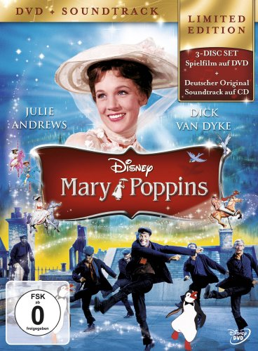 DVD - Mary Poppins (Limited Edition) (Disney)