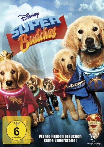 DVD - Super Buddies (Disney)
