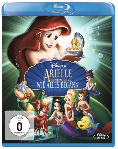 Blu-ray - Arielle, die Meerjungfrau - Wie alles begann (Disney)