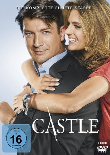 DVD - Castle - Staffel 5