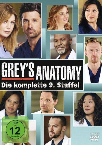 DVD - Grey's Anatomy - Staffel 9