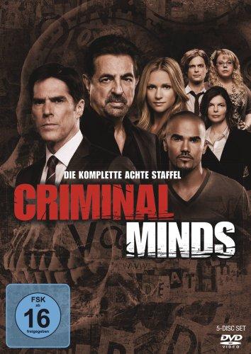 DVD - Criminal Minds - Staffel 8
