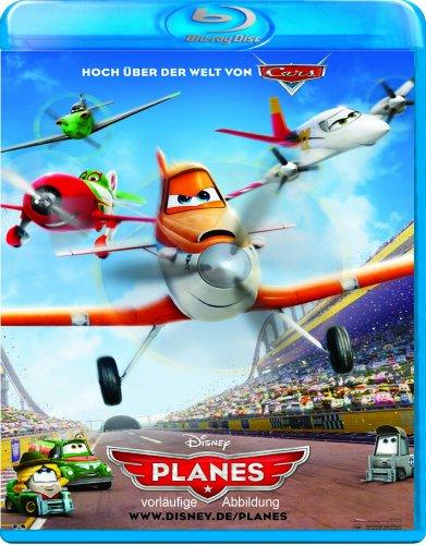 Blu-ray - Planes (Disney)