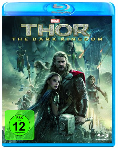 Blu-ray - Thor - The Dark Kingdom