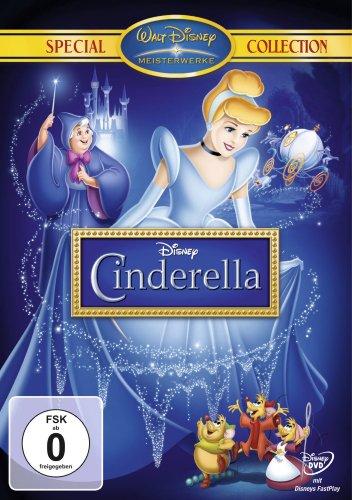 DVD - Cinderella (Special Collection) (Disney)