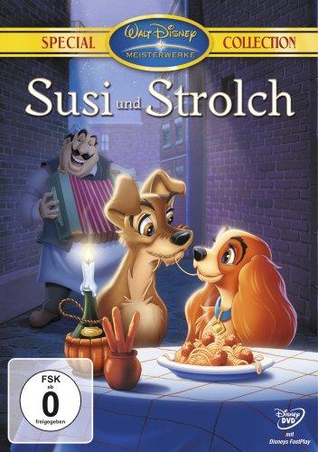 DVD - Susi und Strolch (Special Collection)