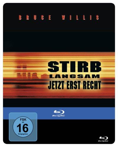 Blu-ray - Stirb langsam 3 - Jetzt erst recht (Steelbook Edition)