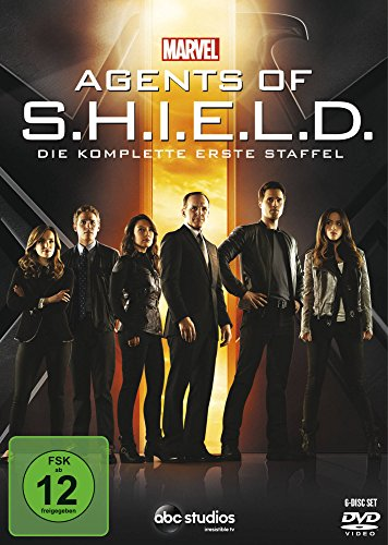DVD - Marvel's Agents Of S.H.I.E.L.D. - Staffel 1