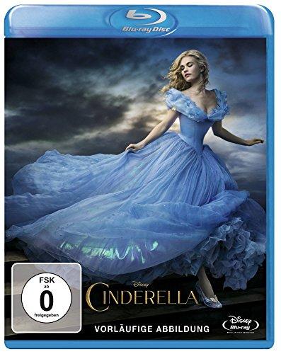 Blu-ray - Cinderella (Realverfilmung) [Blu-ray]