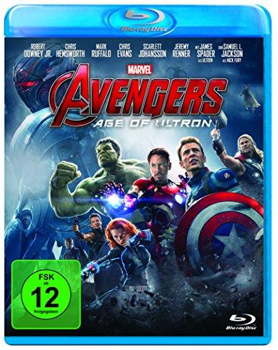 Blu-ray - Avengers - Age Of Ultron