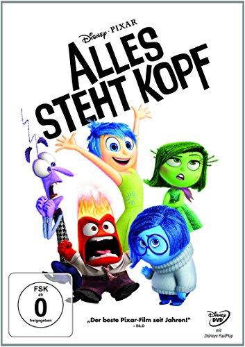 DVD - Alles steht Kopf