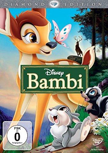 DVD - Bambi (Diamond Edition) (Disney)