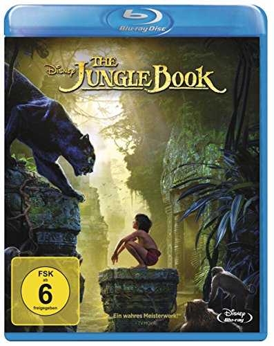 Blu-ray - The Jungle Book (Live-Action) (Disney)
