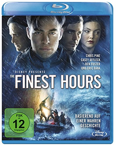 Blu-ray - The Finest Hours [Blu-ray]