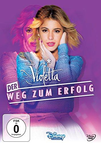 DVD - Violetta - Der Weg zum Erfolg (Disney)