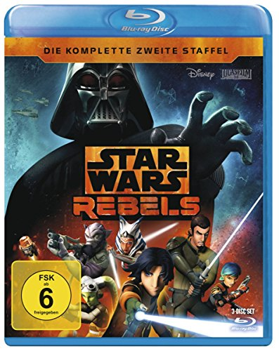 Blu-ray - Star Wars Rebels - Staffel 2