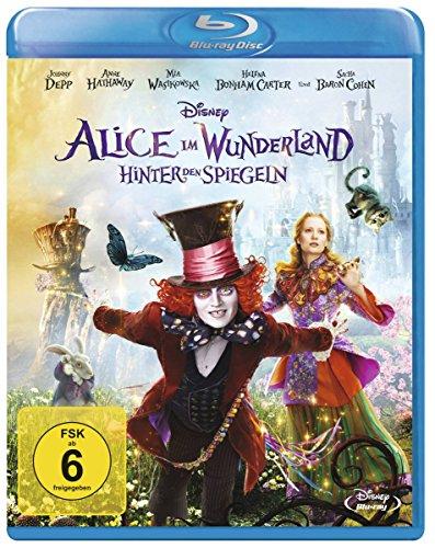 Blu-ray - Alice im Wunderland - Hinter den Spiegeln