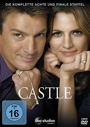 DVD - Castle - Staffel 8 (Finale Staffel)