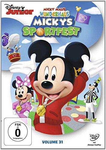 DVD - Micky Maus Wunderhaus 31 - Mickys Sportfest