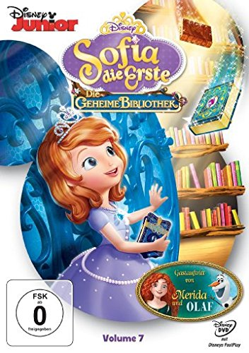 DVD - Sofia die Erste - Die geheime Bibliothek - 07