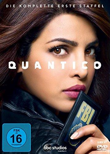 DVD - Quantico - Staffel 1