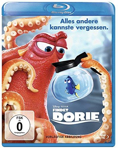 Blu-ray - Findet Dorie (Pixar) (Disney)