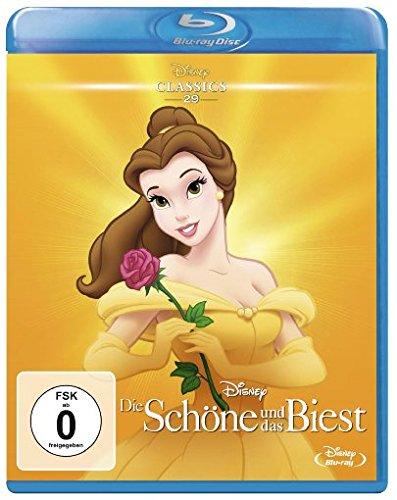 Blu-ray - Die Schöne und das Biest  (Disney) (Classics 29)