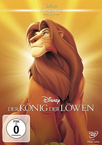 DVD - Der König der Löwen (Disney Classics)