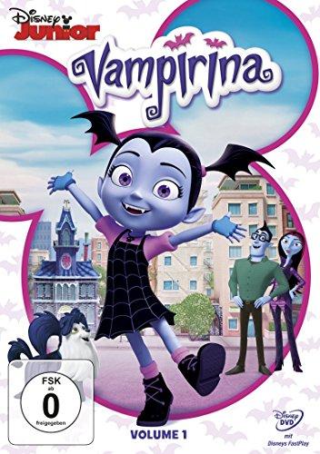 DVD - Vampirina - Volume 1