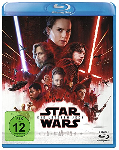 Blu-ray - Star Wars: Die letzten Jedi [Blu-ray]