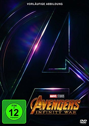 DVD - Avengers - Infinity War (Marvel)