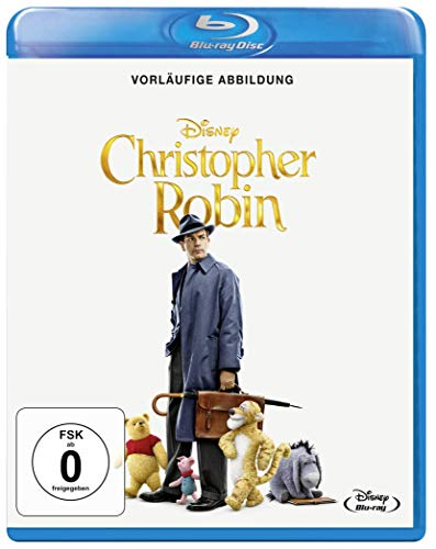 Blu-ray - Christopher Robin (Disney)