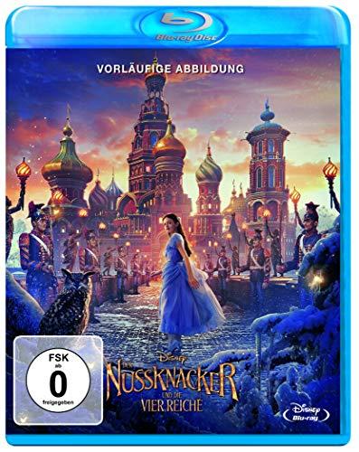 Blu-ray - Der Nussknacker und die vier Reiche [Blu-ray]